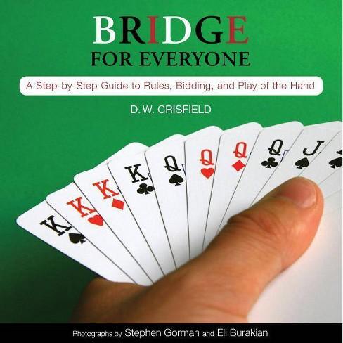 Knack Bridge for Everyone - (Knack: Make It Easy (Games & Hobbies)) by  D Crisfield (Paperback) - image 1 of 1
