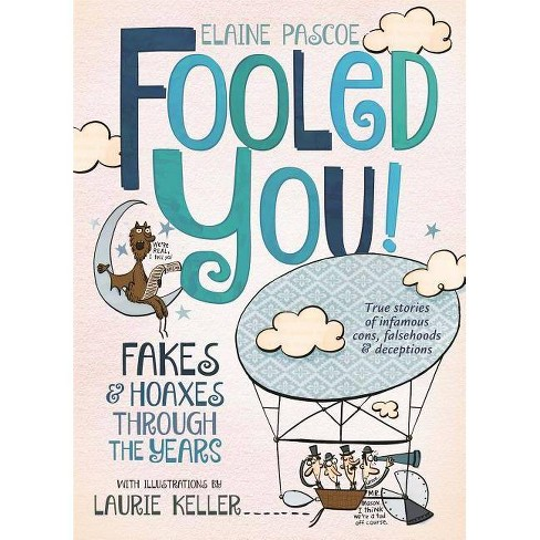 Fooled You! - by  Elaine Pascoe (Paperback) - image 1 of 1