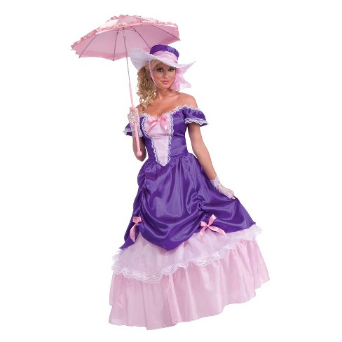 Women's Blossom Southern Belle Costume - image 1 of 1