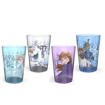 Frozen 2 4pk 14.5oz Plastic Tumbler Set - Zak Designs