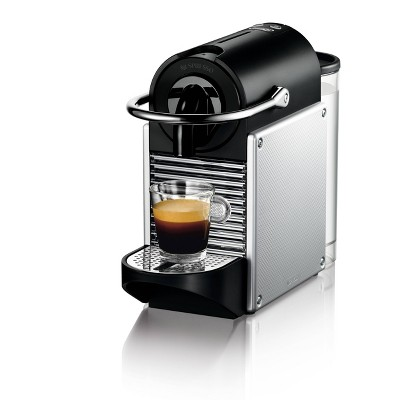Nespresso Pixie Coffee and Espresso Machine by De'Longhi