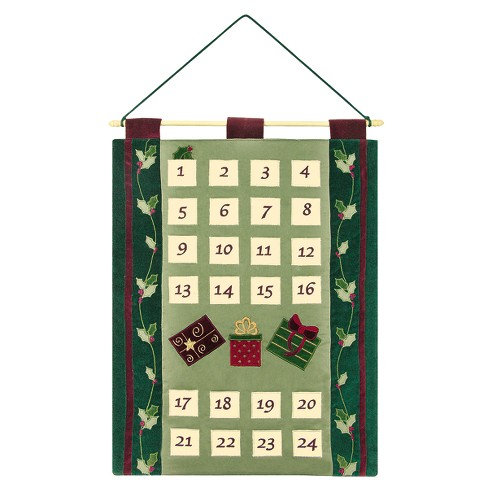C&F Home Wrap It Up Calendar - image 1 of 1