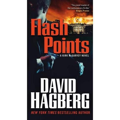 Flash Points - (McGarvey) by  David Hagberg (Paperback) - image 1 of 1