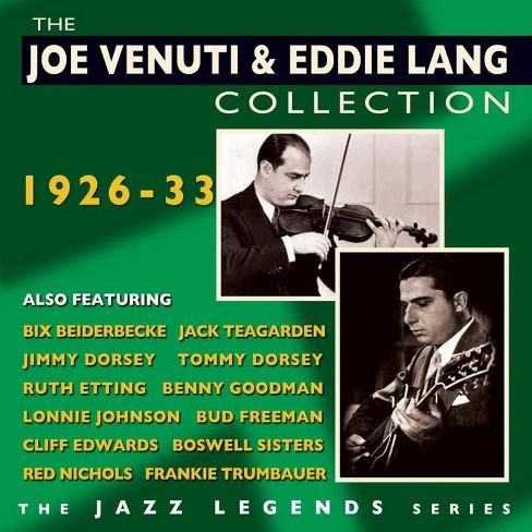 Joe Venuti - Joe Venuti/Eddie Lang Collection: 1926-1933 (CD) - image 1 of 1