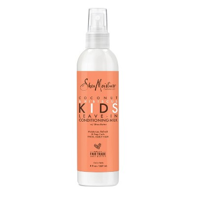 SheaMoisture Coconut & Hibiscus Kids Leave-In Conditioning Milk - 8 fl oz