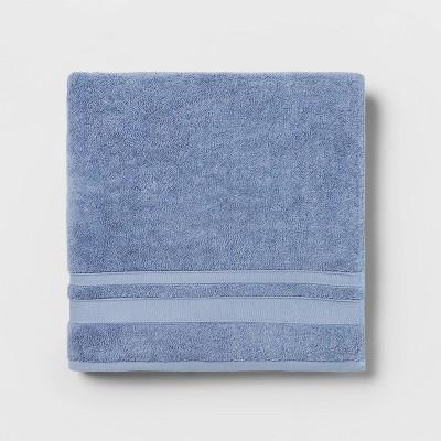 Performance Bath Sheet Water Blue - Threshold™