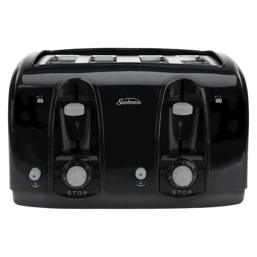 Sunbeam Toaster TSSBTR4SBK