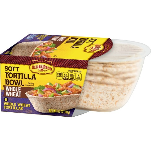 Old El Paso Whole Wheat Taco Boats - 6.7 oz - image 1 of 5