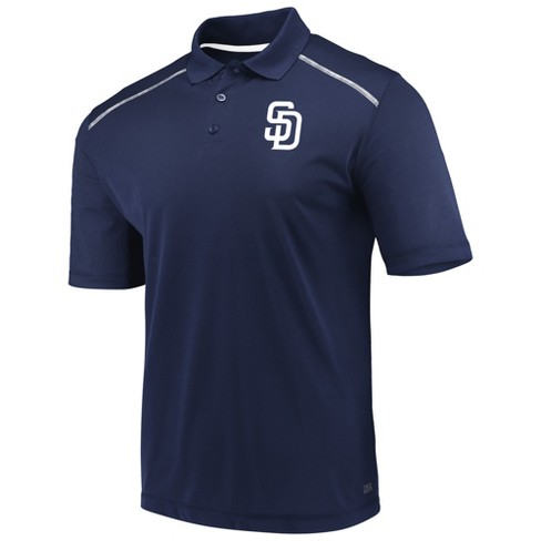 MLB San Diego Padres Men's Fan Engagement Polo Shirt - image 1 of 3