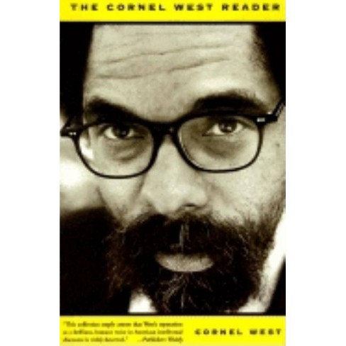 The Cornel West Reader - (Basic Civitas Book) (Paperback) - image 1 of 1