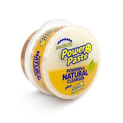 Scrub Daddy PowerPaste + Scrub Mommy Dye Free Sponge Cleaning Accessory