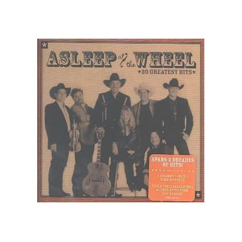 Asleep at the Wheel - 20 Greatest Hits (CD) - image 1 of 1