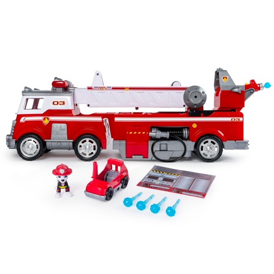 PAW Patrol Ultimate Fire Truck image number null
