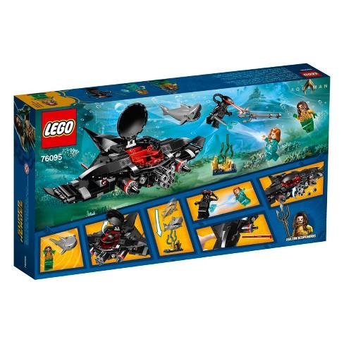 Lego Super Heroes Dc Comics Aquaman 76095 Target