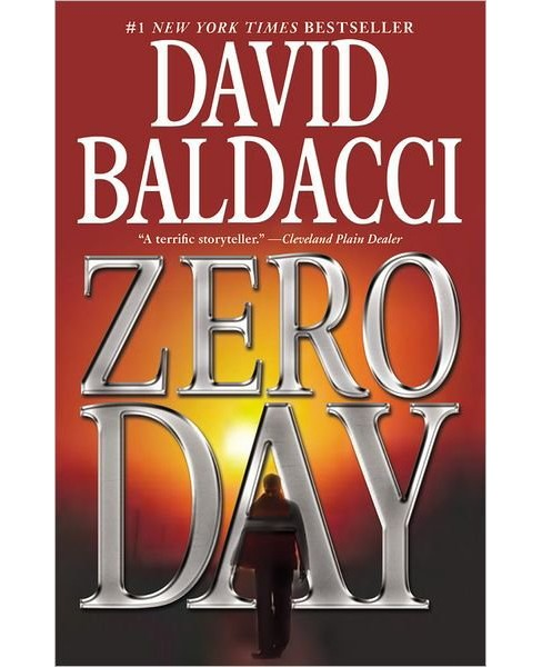 Zero Day (Paperback) by David Baldacci - image 1 of 1