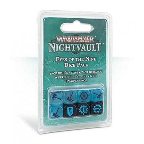 Warhammer Underworlds: Nightvault Eyes of the Nine Dice Pack - image 1 of 1