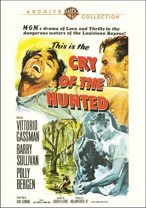 Cry of the hunted (DVD) - image 1 of 1