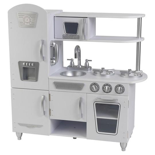 KidKraft White Vintage Kitchen image number null