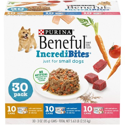 Beneful Incredibites Wet Dog Food - 30ct