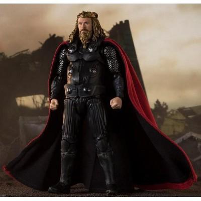 Thor Final Battle Edition S.H. Figuarts   Bandai Tamashii Nations   Marvel Action figures