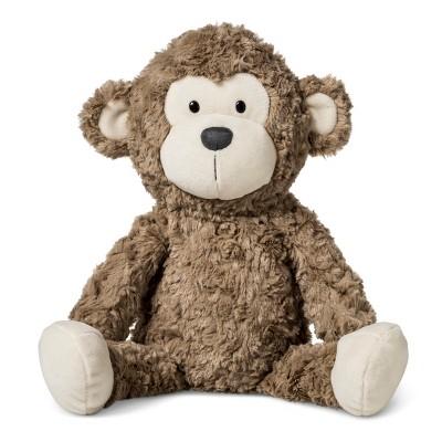 Plush Monkey - Cloud Island™ Brown