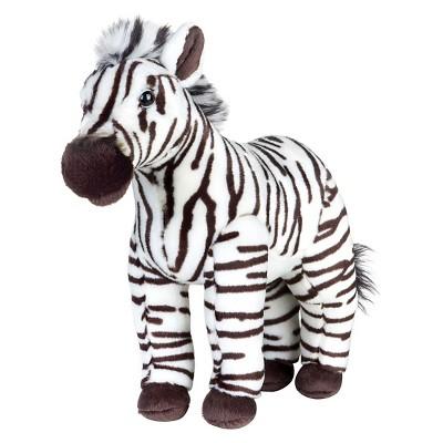 Lelly National Geographic Zebra Plush Toy
