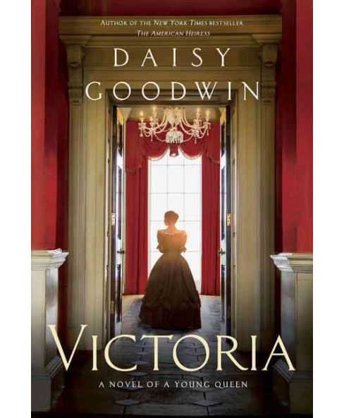 Victoria (Large Print) (Hardcover) (Daisy Goodwin) - image 1 of 1
