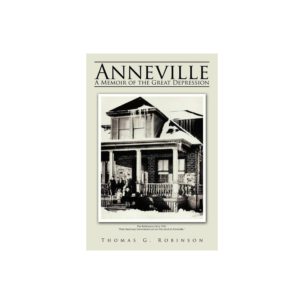 Anneville By Thomas G Robinson Paperback