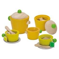 PlanToys Activity Tea Set