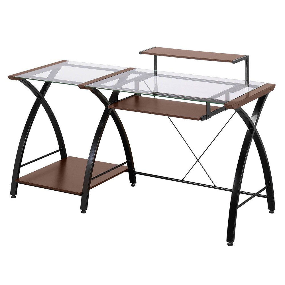 Image of Bannet Desk Cherry - Monroe + James, Red