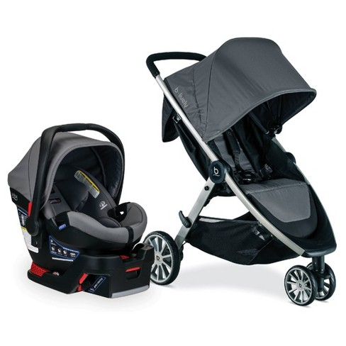 Britax B-Lively And B-Safe Ultra Travel System - image 1 of 4