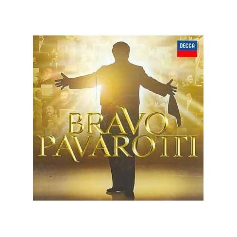 Luciano Pavarotti - Bravo Pavarotti (CD) - image 1 of 1