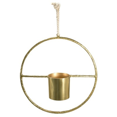 Round Hanging Planter - Small - Threshold™