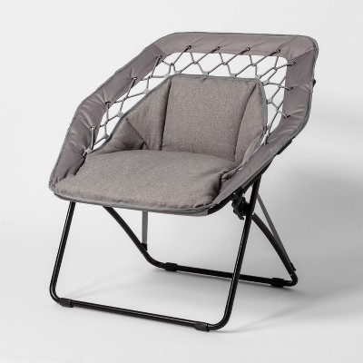 Bungee Chair Gray - Room Essentials™