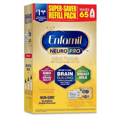 Enfamil NeuroPro Infant Formula Powder XL Refill Box - 36.4oz