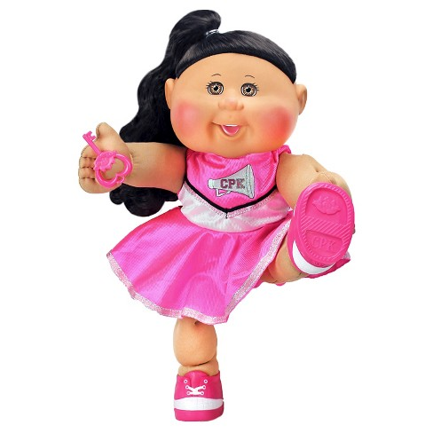 "Cabbage Patch Kids 14"" African American Cheerleader Fashion - image 1 of 2"
