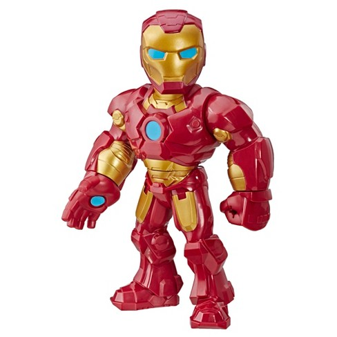 Marvel Black Panther Super Hero Adventures Mega Mighties - Iron Man - image 1 of 4