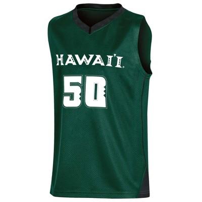 NCAA Hawaii Rainbow Warriors Boys' Basketball Jersey