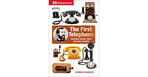 First Telephone (Paperback) (Catherine Chambers) - image 1 of 1