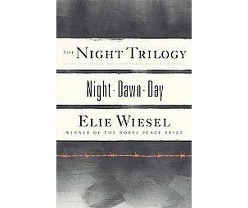 Night, Dawn, & Day (Paperback) (Elie Wiesel) - image 1 of 1