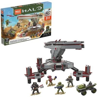 Mega Construx HALO Infinite Defense Point Showdown Construction Set