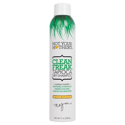 Not Your Mother's Clean Freak Tapioca Dry Shampoo   7oz by 7oz