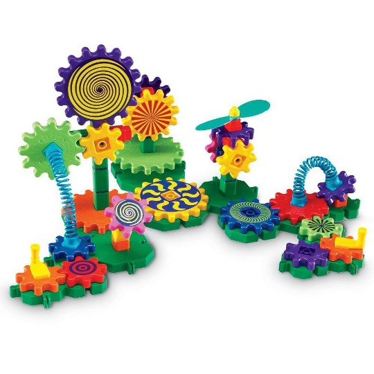 Learning Resources Gears! Gears! Gears! Gizmos image number null