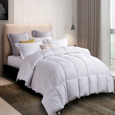 Full/Queen Feather & Down Comforter - Martha Stewart