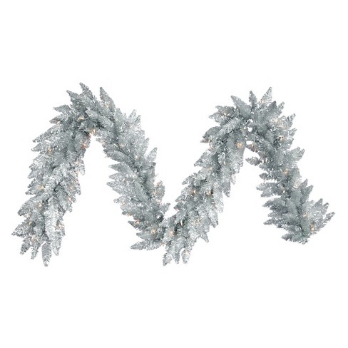 Artificial Garland Vickerman LED Lights - image 1 of 1