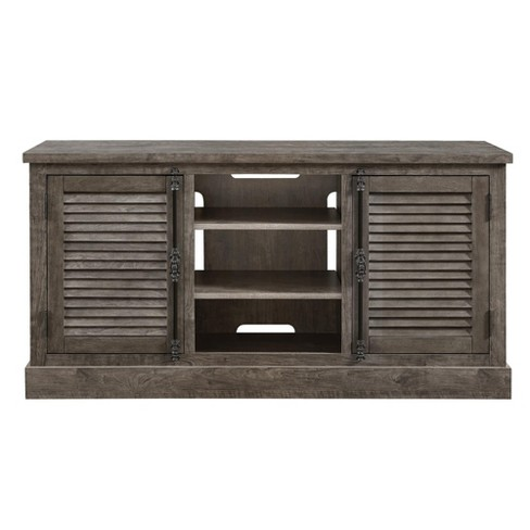 """Cheshire TV Console for TVs up to 65"""" Wide - Rustic Gray - Room & Joy - image 1 of 4"""
