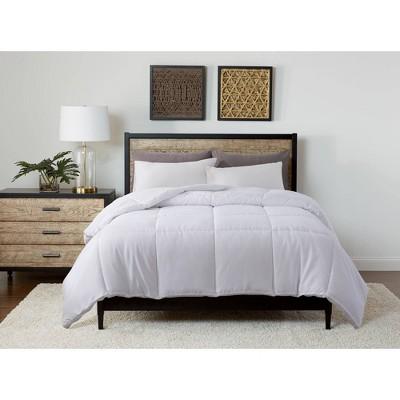 European Gusseted Down Alternative Comforter - St. James Home