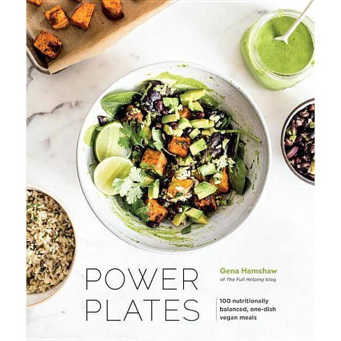 Power Plates - by  Gena Hamshaw (Hardcover) - image 1 of 1
