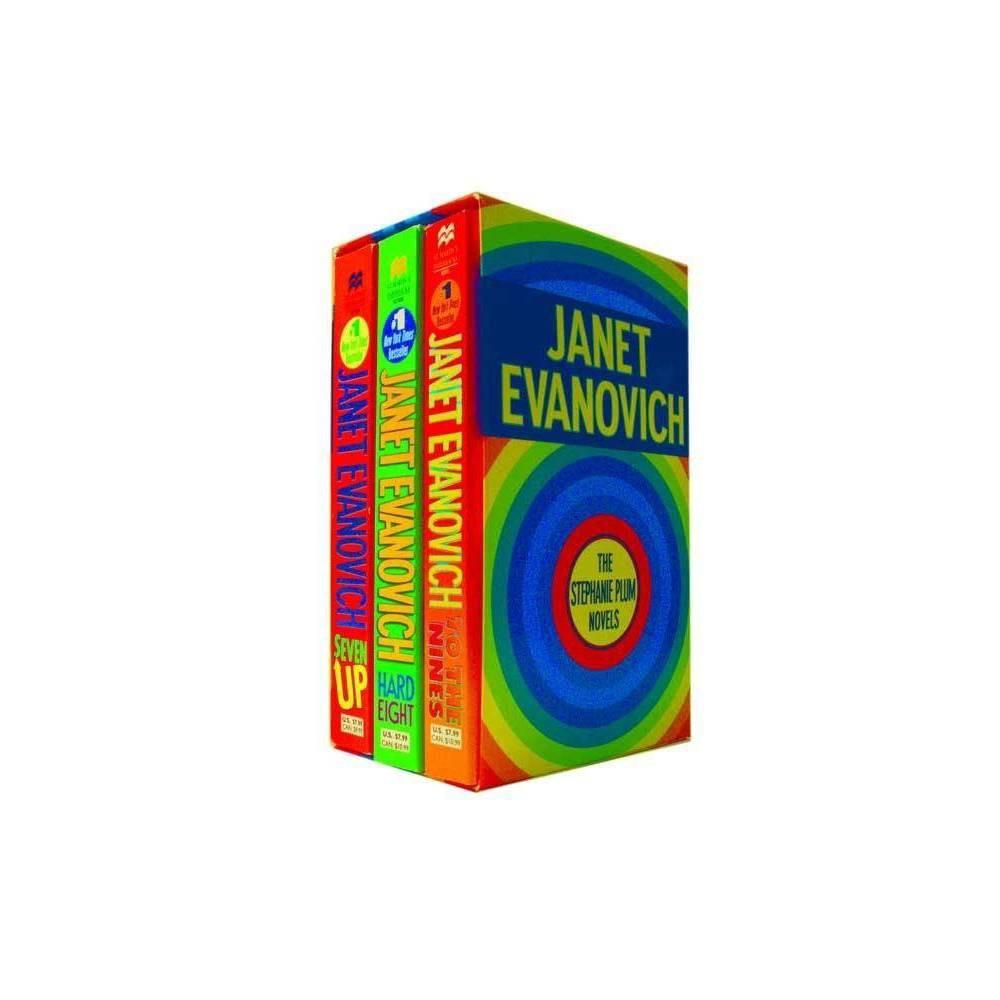 Plum Boxed Set 3 (7, 8, 9) - (Stephanie Plum Novels) by Janet Evanovich (Hardcover)
