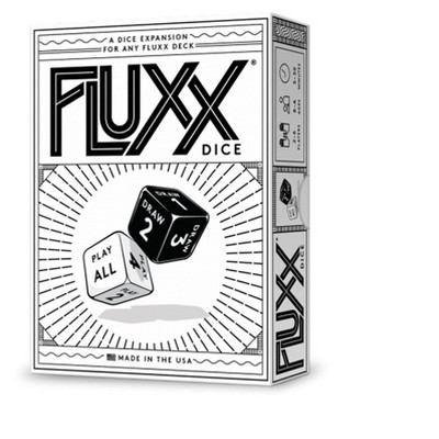 Fluxx Dice Game Expansion